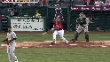 Morales&#039; three-run homer