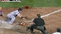 Hernandez&#039;s tag ends the game