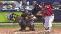 Prado's second homer