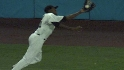 Maybin's diving catch