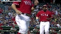 Cruz's two-run double
