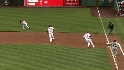 Halladay hustles for an out