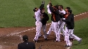Markakis' walk-off single