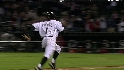 Pierzynski&#039;s two-run double