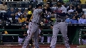 Heyward&#039;s two-run shot