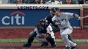Russo&#039;s first Major League hit