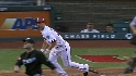 LaRoche's two-run blast