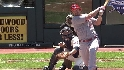 Rolen&#039;s two-run shot