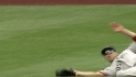 Ellsbury's nice catch