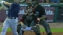 Jaso's two-run homer