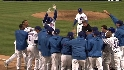 Ramirez's walk-off homer