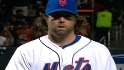 Dickey&#039;s scoreless start