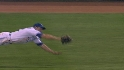 Podsednik&#039;s diving catch