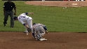 Martin steals second