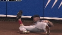 Ludwick's spectacular catch