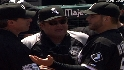 Buehrle's ejection