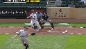 Mauer lines one off Robertson
