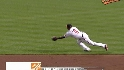 Tejada's diving play