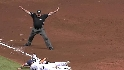 Brignac&#039;s diving stop