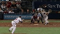 LaRoche's RBI double