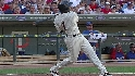 Hudson&#039;s two-run shot