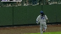 Olivo's two-run triple