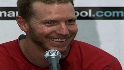Halladay on his perfect game
