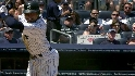 Jeter hit by pitch