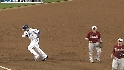 D-backs pick off Loney