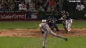 Beckham&#039;s second RBI single
