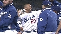 Kemp&#039;s walk-off blast