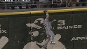 Hamilton&#039;s leaping catch