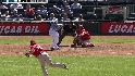 DeJesus&#039; RBI single