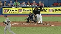 Bautista&#039;s second homer