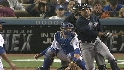 Infante's two-run single