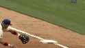 Polanco's diving play