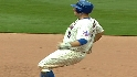 Wright&#039;s three-hit game
