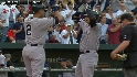 Swisher's two-run homer