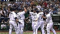 Pena&#039;s grand slam