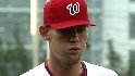 Strasburg&#039;s 14 strikeouts