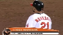 Markakis' two-run double