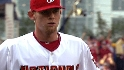 TV/radio: Strasburg's 1st K