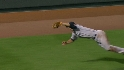 Russo&#039;s diving catch