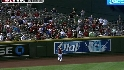 Parra&#039;s running catch