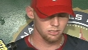 Stephen Strasburg on his debut