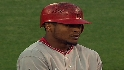 Aybar&#039;s four hits