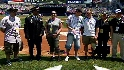 Yankees Celebrate Memorial Day