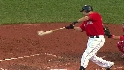 Lowell's two-run blast