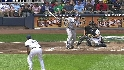 Hamilton's two-run dinger