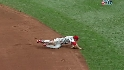 Utley&#039;s nice play